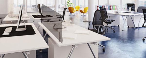 Rénovation de bureau réussie